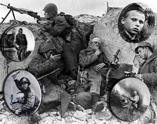 Великая Отечественная война фото 1