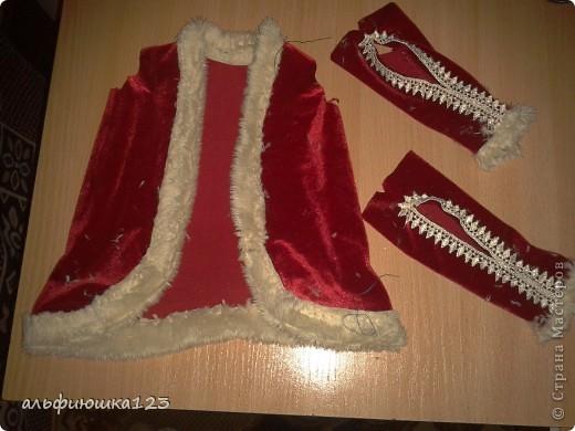 Вот такого Деда Мороза мы и будем делать. фото 12