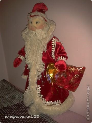 Вот такого Деда Мороза мы и будем делать. фото 18
