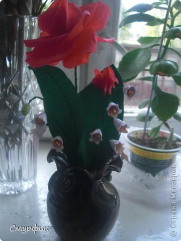 ландыши&розы фото 1