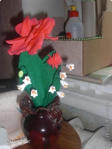 ландыши&розы фото 2
