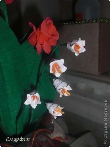 ландыши&розы фото 3