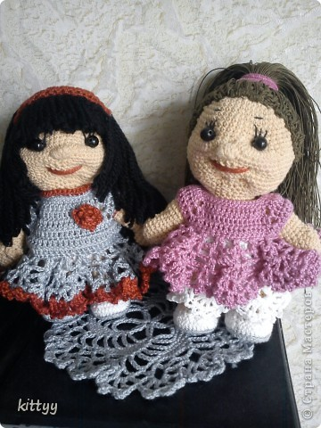 кукла Нюша фото 3
