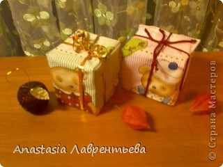 Вот такой подарочек сделала к новому году (кому станет интересно как сделала пишите отвечу) фото 4