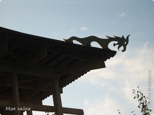 Так выглядит крыша сейчас. Законсервирована до весны. фото 8