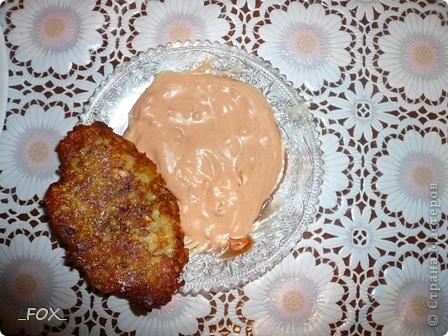 Драники из картофеля, курицы и шампиньонов фото 7