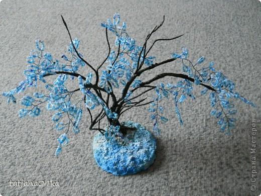 бисерные деревца фото 19