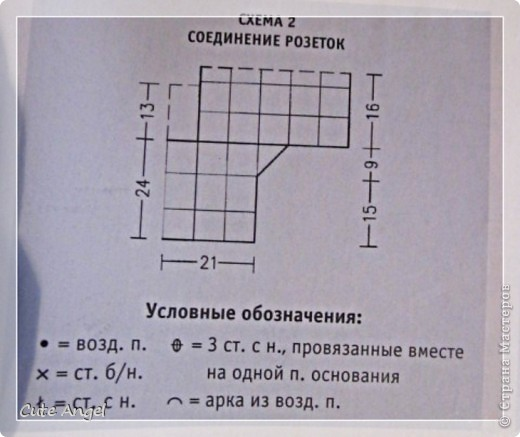 """Связано по журналу """"Маленькая Диана"""" фото 2"""