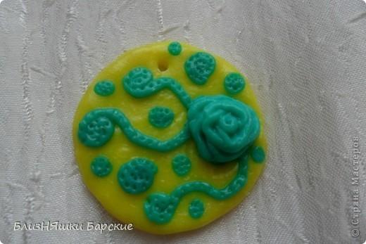 наши украшения из полимерной глины фото 4