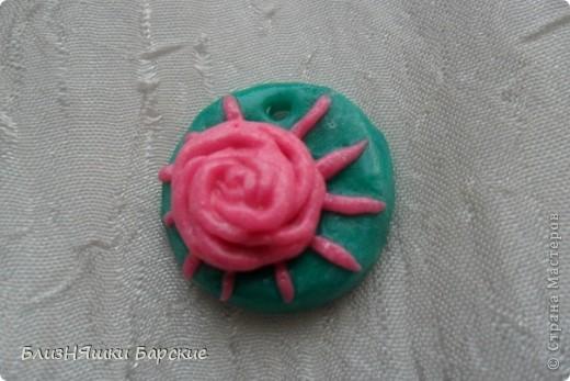 наши украшения из полимерной глины фото 9
