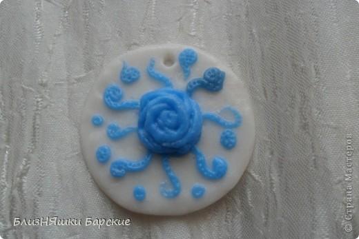 наши украшения из полимерной глины фото 11