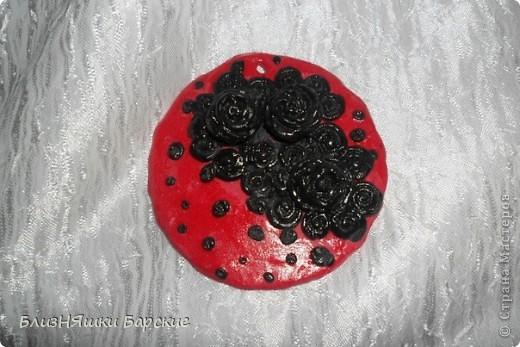 наши украшения из полимерной глины фото 10