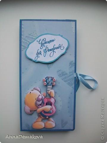 Наборчик для мальчика ко дню рождения. фото 7