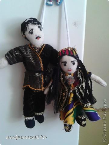 Куклы-узбечки фото 8