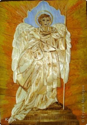 Архангел Михаил.Врата рая. размер 35х50 фото 1