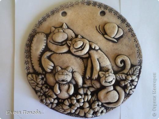 Это семейство - подарок для замечательного человечка http://stranamasterov.ru/user/101797 . Надюша - это для тебя!!! Я очень-очень старалась!!! фото 3