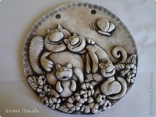 Это семейство - подарок для замечательного человечка http://stranamasterov.ru/user/101797 . Надюша - это для тебя!!! Я очень-очень старалась!!! фото 4