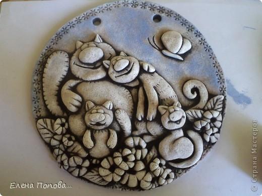 Это семейство - подарок для замечательного человечка http://stranamasterov.ru/user/101797 . Надюша - это для тебя!!! Я очень-очень старалась!!! фото 5