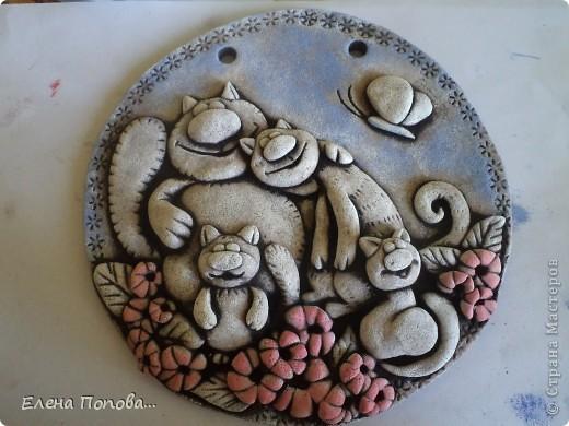 Это семейство - подарок для замечательного человечка http://stranamasterov.ru/user/101797 . Надюша - это для тебя!!! Я очень-очень старалась!!! фото 6