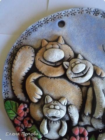 Это семейство - подарок для замечательного человечка http://stranamasterov.ru/user/101797 . Надюша - это для тебя!!! Я очень-очень старалась!!! фото 12