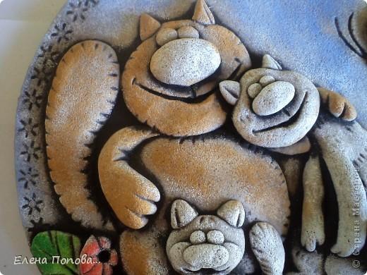 Это семейство - подарок для замечательного человечка http://stranamasterov.ru/user/101797 . Надюша - это для тебя!!! Я очень-очень старалась!!! фото 13