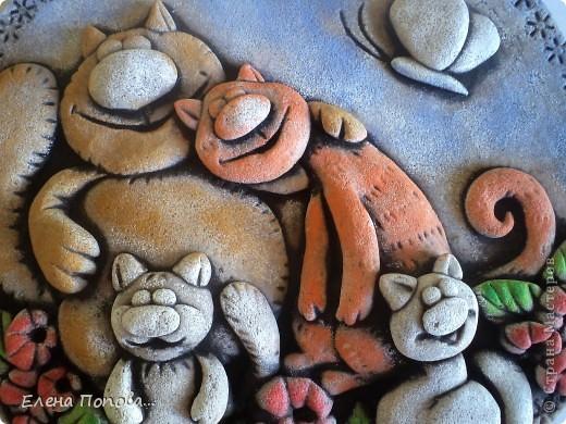 Это семейство - подарок для замечательного человечка http://stranamasterov.ru/user/101797 . Надюша - это для тебя!!! Я очень-очень старалась!!! фото 14