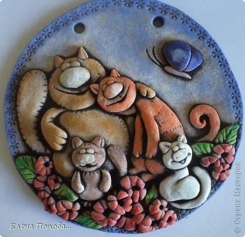 Это семейство - подарок для замечательного человечка http://stranamasterov.ru/user/101797 . Надюша - это для тебя!!! Я очень-очень старалась!!! фото 19