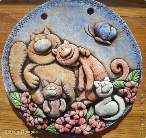 Это семейство - подарок для замечательного человечка http://stranamasterov.ru/user/101797 . Надюша - это для тебя!!! Я очень-очень старалась!!! фото 20
