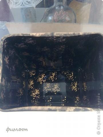 Приехала подруга из Америки и сказала:хочу черную вазу с Климтом. фото 4