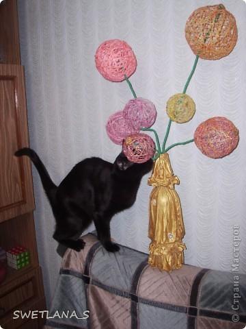 Одуванчики в вазочке! фото 2