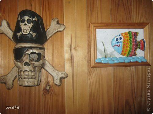 Рыбка в рамке фото 2