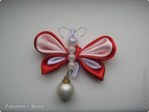 А это моя первая бабочка. фото 1