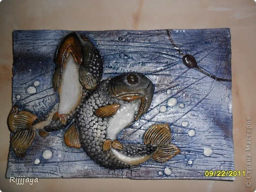 Мой муж просто фанатичный рыбак и охотник, =)))  вот мне и захотелось его порадовать =)))))))) фото 2
