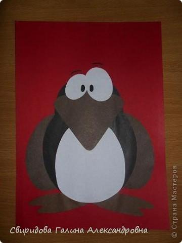 То ли ворона, то ли пингвин