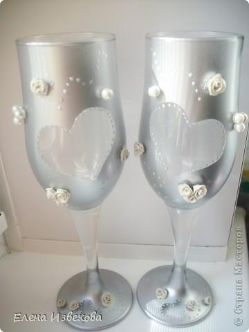 Свадебные... чистые, нежные, надеюсь молодожёнам понравятся. фото 1