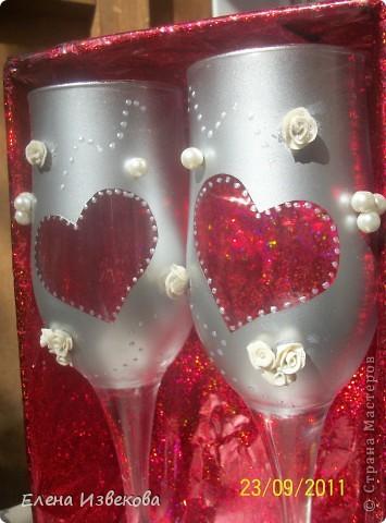 Свадебные... чистые, нежные, надеюсь молодожёнам понравятся. фото 3