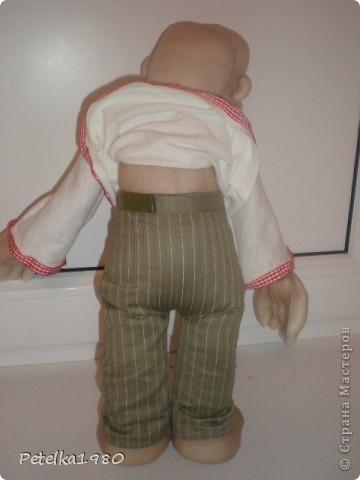 Две недели назад заказали мне трёх куколок - две бабки Ёжки и одного домового. фото 12
