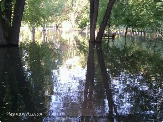 Раскинулось море широко.... В центре одного из парков  Белгорода! )) фото 1