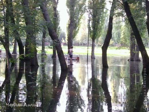 Раскинулось море широко.... В центре одного из парков  Белгорода! )) фото 2