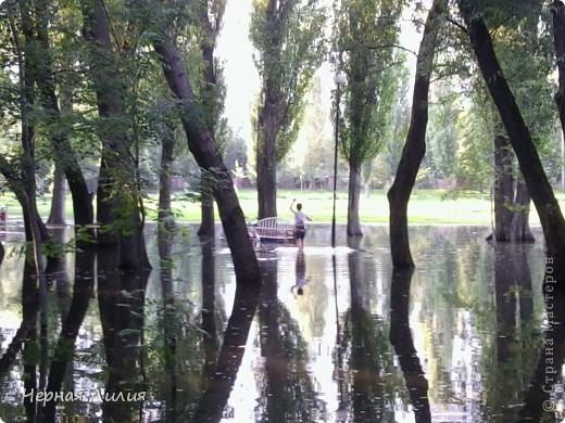 Раскинулось море широко.... В центре одного из парков  Белгорода! )) фото 3