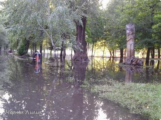 Раскинулось море широко.... В центре одного из парков  Белгорода! )) фото 6