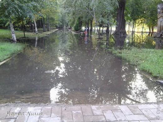 Раскинулось море широко.... В центре одного из парков  Белгорода! )) фото 7