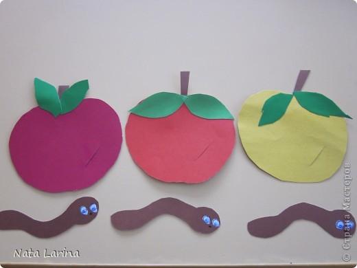 Яблочки фото 4