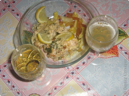 Рулетики из куриного филе с сыром и кукурузой. фото 10