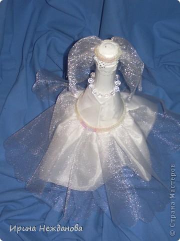 Вот такую пару я сделала на свадьбу. Устроим аукцион - будем продавать гостям )))))))))) фото 3