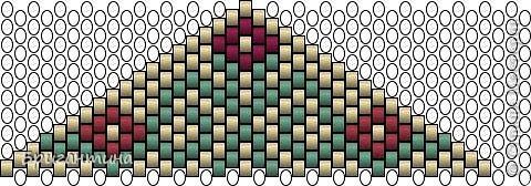 Очень нравятся бискорню из блога Hani.  Сначала делала кулон, но он получился слишком большим, решила оформить как бискорню. Сестра предложила делать такие талисманы и ложить во внутрь душистые травы! фото 10