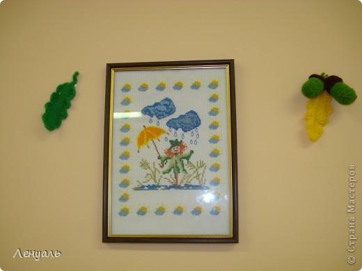Картины вышиты крестиком. фото 4