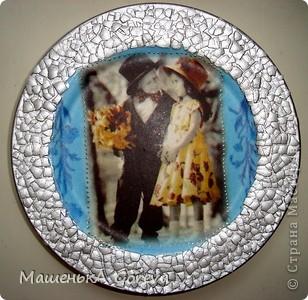 Эту тарелочку делала в подарок своей тётке на день рождение! фото 12
