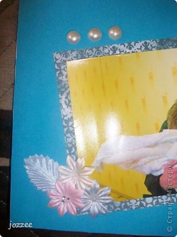 Вот соорудила свою первую скрап-страничку для альбома маленькой девочки Алисы (обложка альбома). фото 15