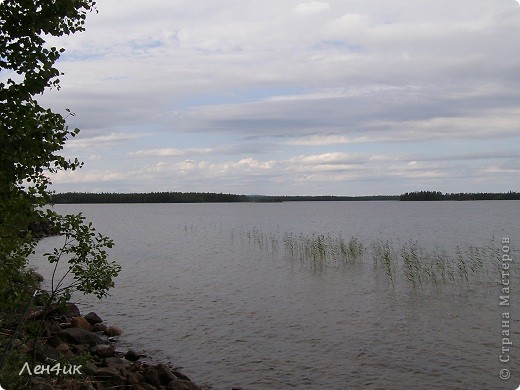 Решили мы отдохнуть на карельских озерах. Рыбки половить. Пожить в почти диких местах. Дорога встретила нас неласково и ничего хорошего не предвещала. фото 8